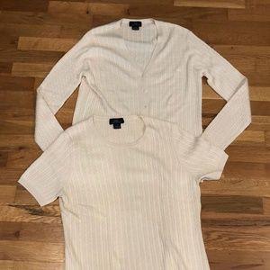 346 Brooks Brothers Sweater Set size L